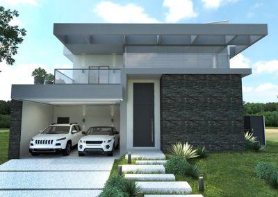 Residencia G2 - Jaguary